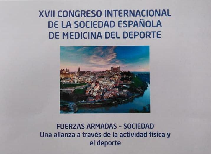 Congreso Sociedad Medicina del Deporte