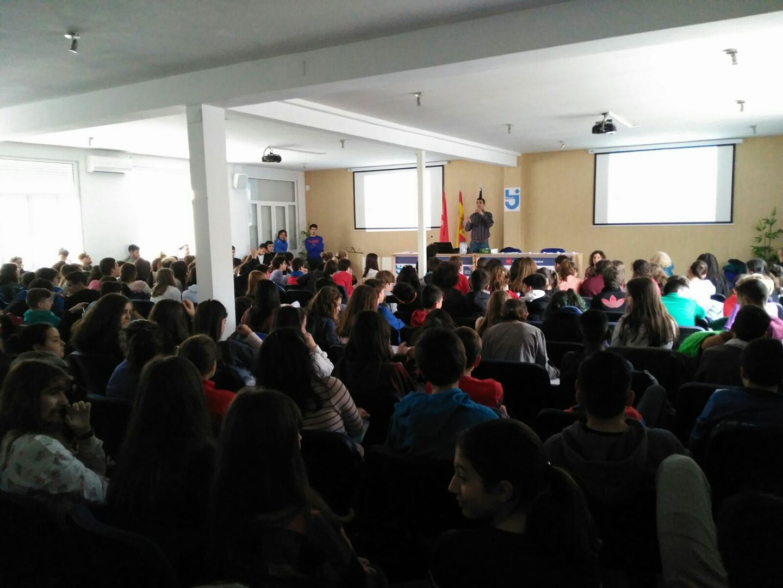 ponencia IES Laguna de Joatzel