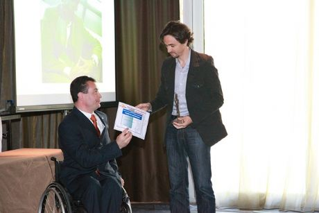 I premio juan palau 2012