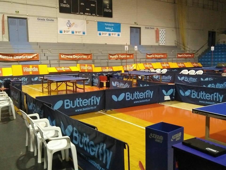 tenis de mesa inclusivo