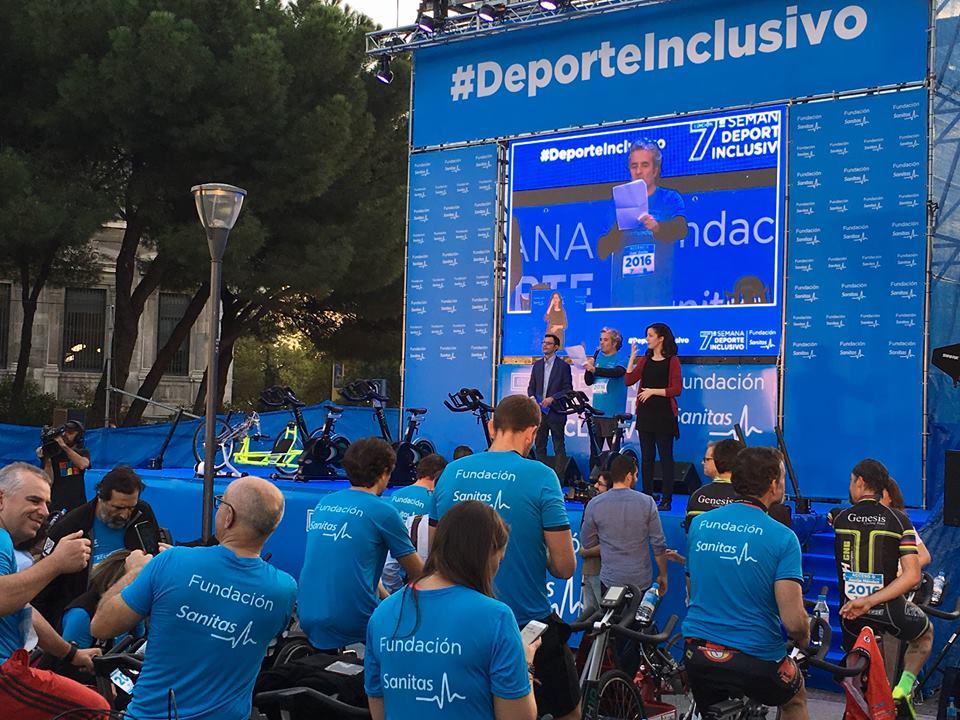 VII semana deporte inclusivo