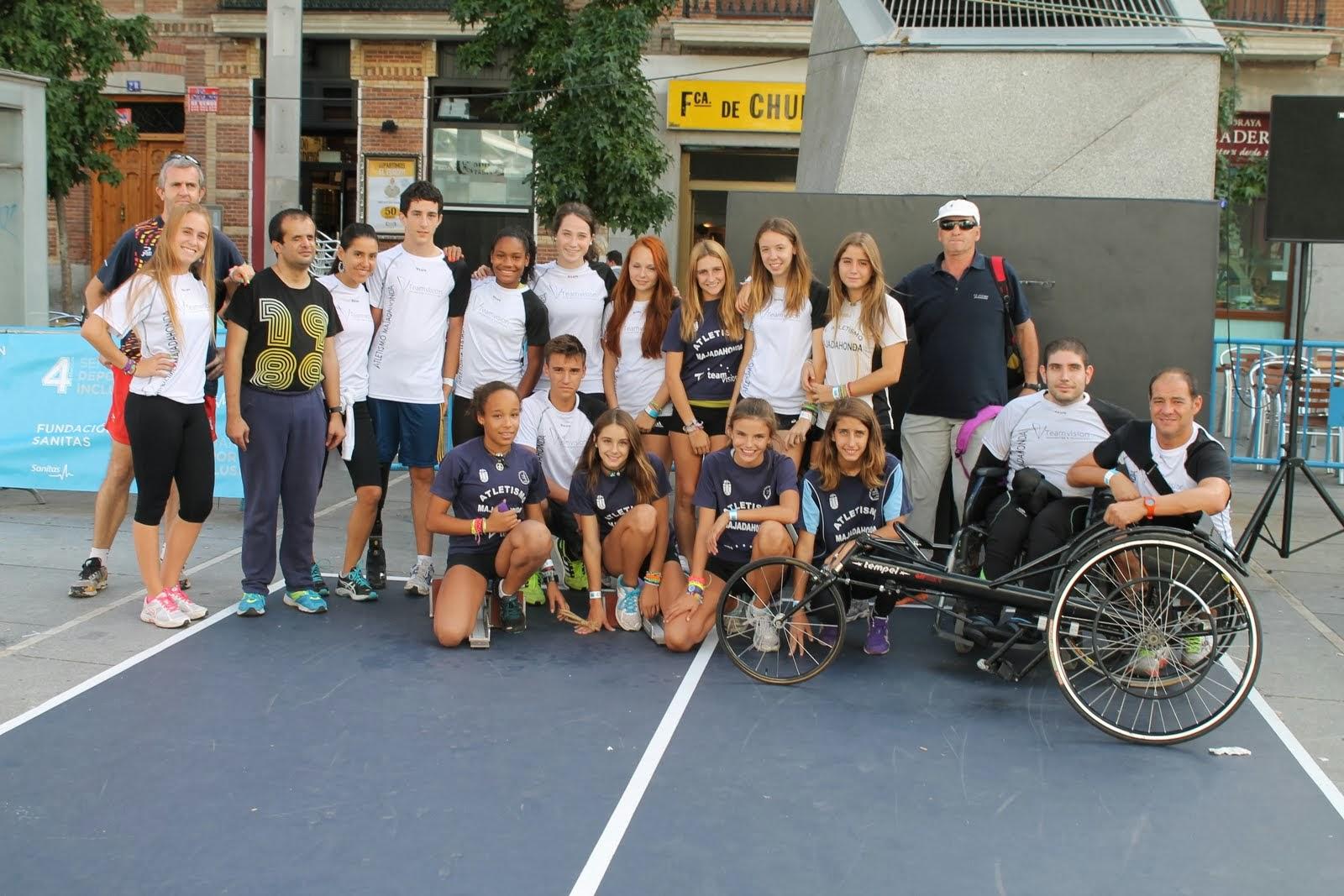 educacion fisica y deporte inclusivo