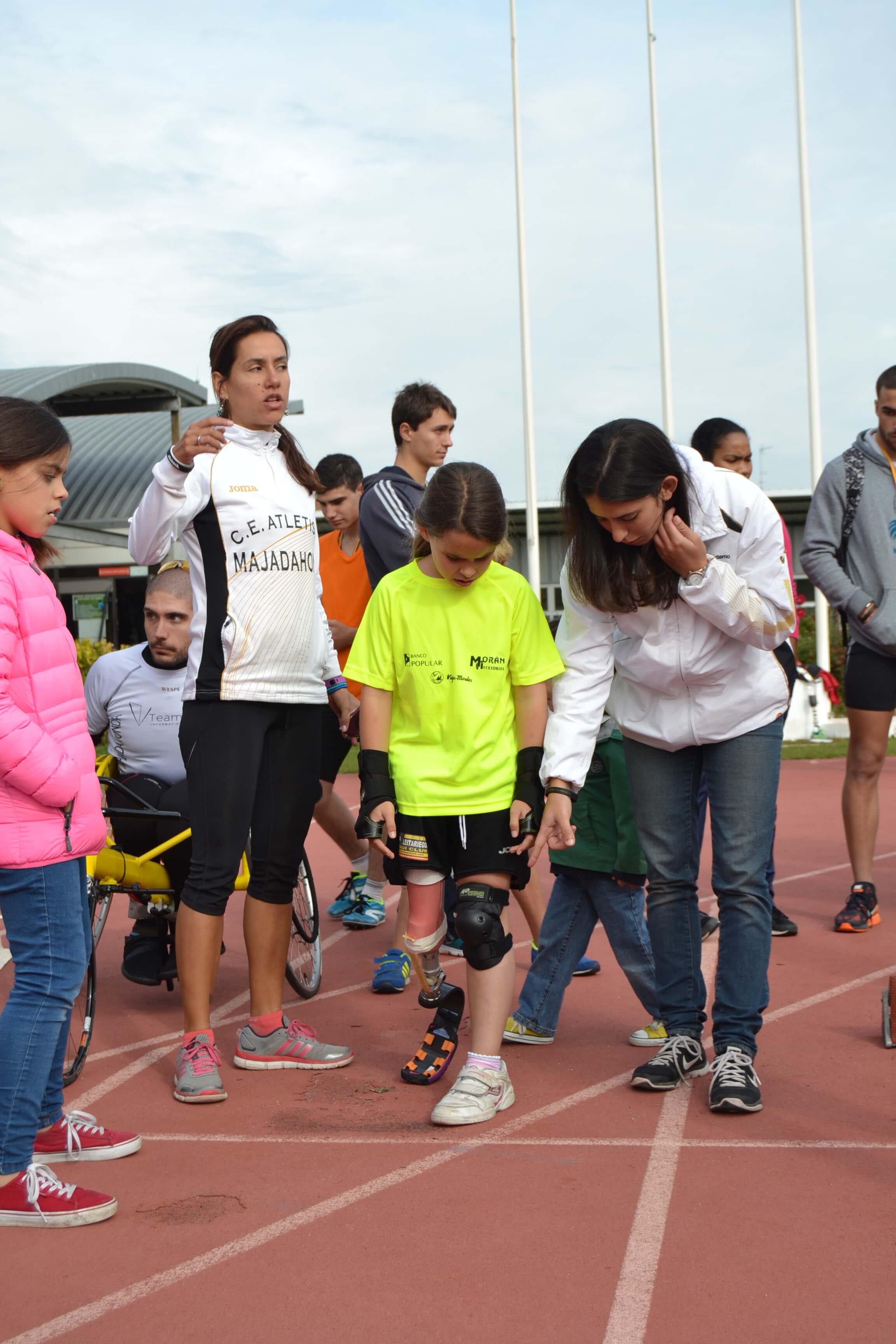 jornadas novedades en deporte y discapacidad
