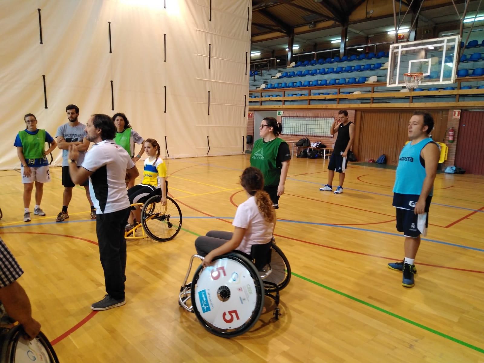 Formación Deporte Inclusivo